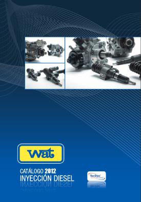 Inyección Diesel WAT 2012